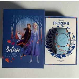 NEW Frozen 2 Limited Edition Magic Band